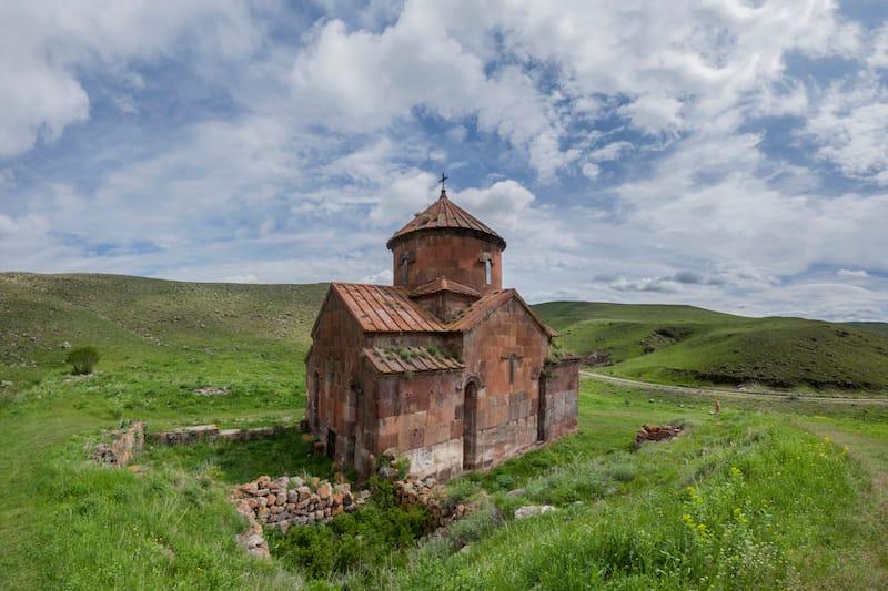 Hogevank Monastery near Maralik