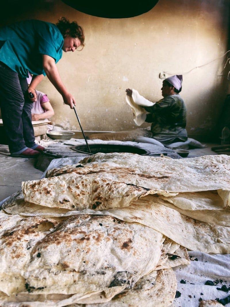 Shinuhayr Bakery in Syunik