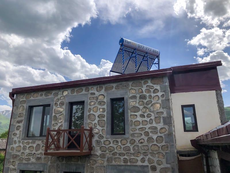 Old Tatev B&B in Tatev village