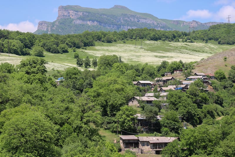 Antarashat village