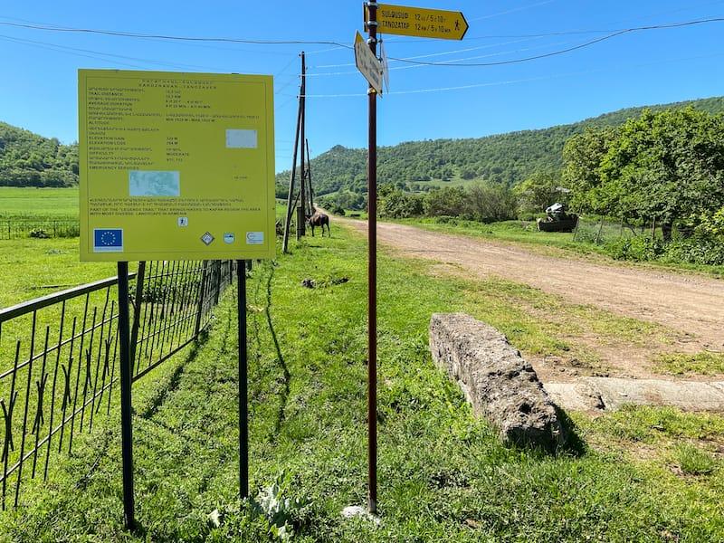 Bardzravan village in Syunik-3