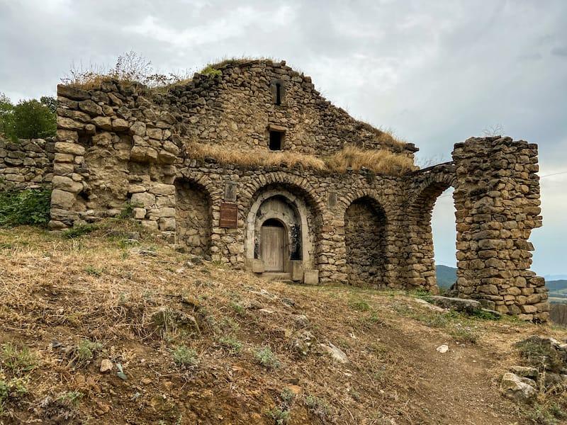 Verin Khotanan village in Syunik-1