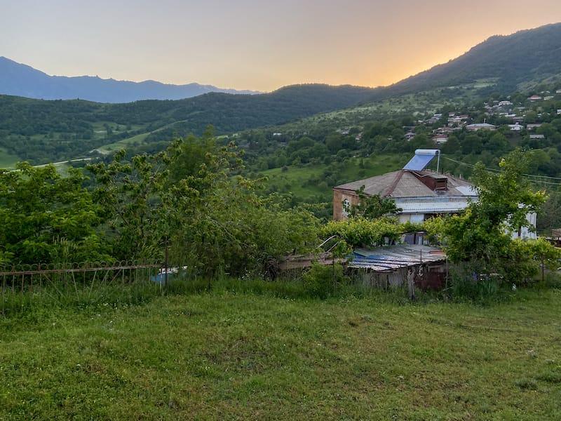 Verin Khotanan village in Syunik-6