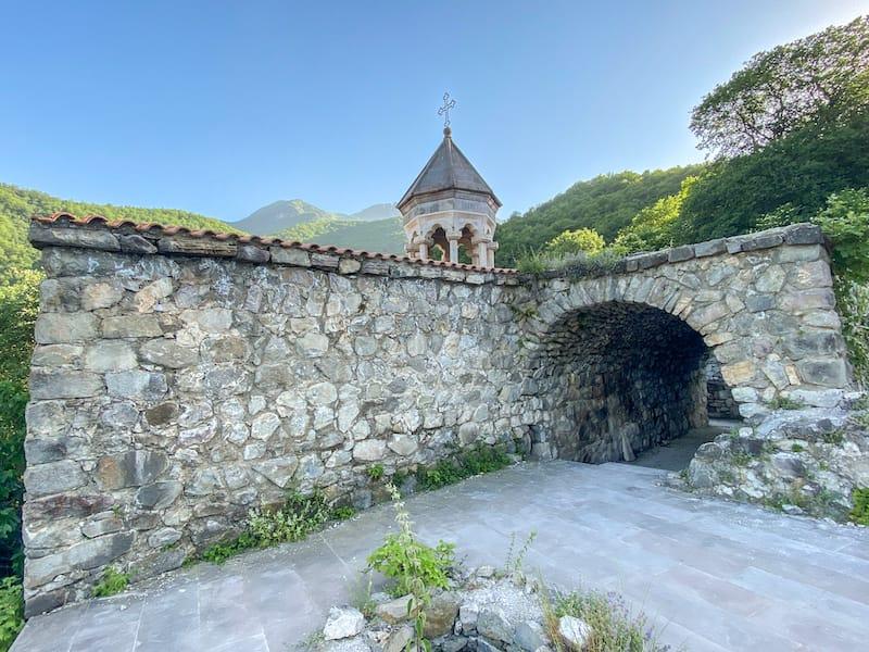 Halidzor Fortress in Syunik-10
