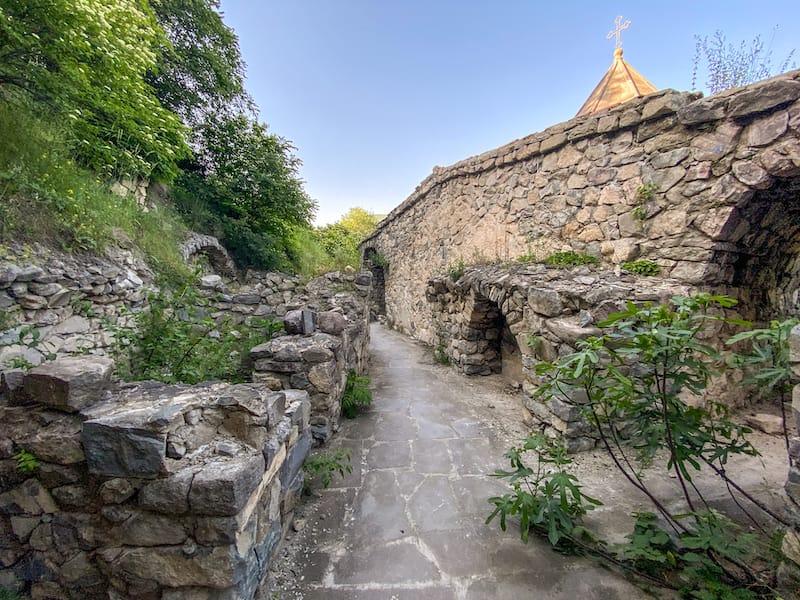 Halidzor Fortress in Syunik