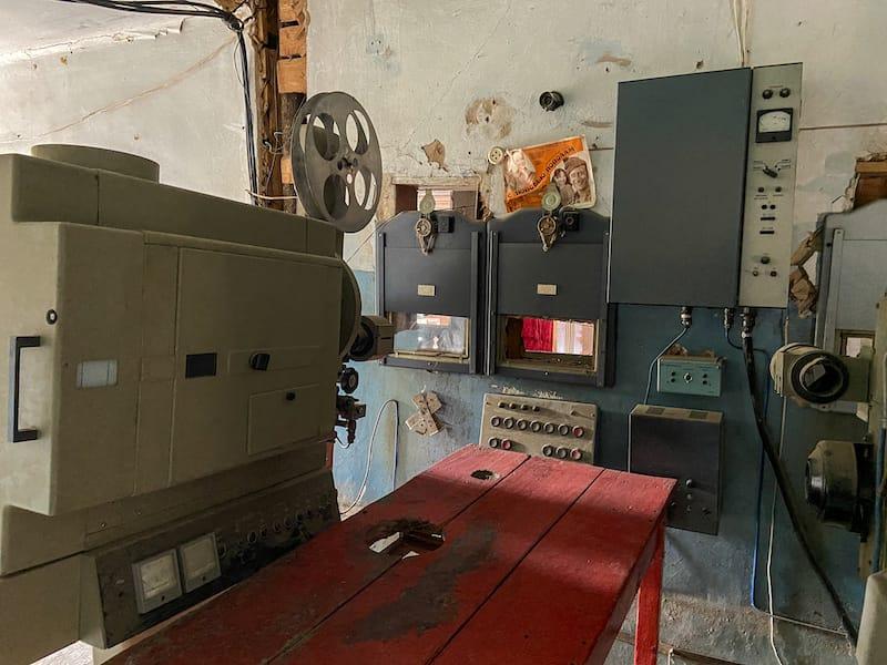 Discovering an Abandoned Soviet Culture House in Shvani Dzor, Armenia