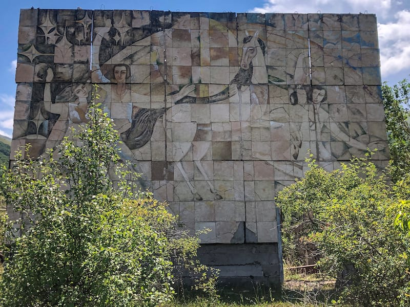 Forgotten Fairy Tail: An Abandoned Soviet Pioneer Camp