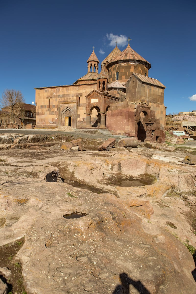 Harichavank Monastery in Shirak