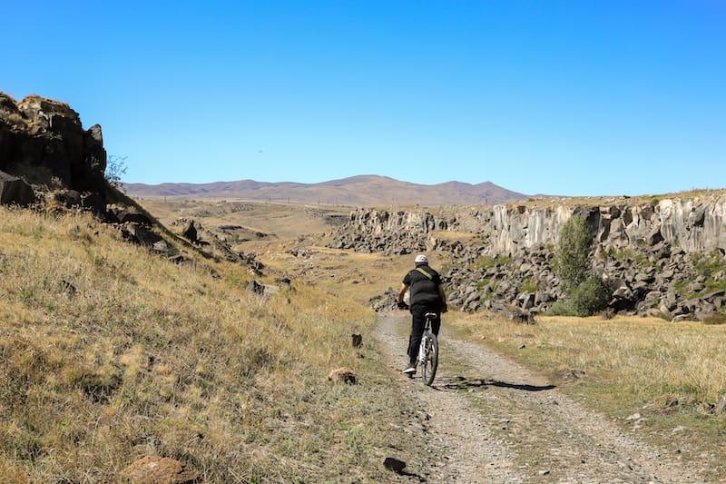 Aram with Hiking and Biking with Mamikon-2